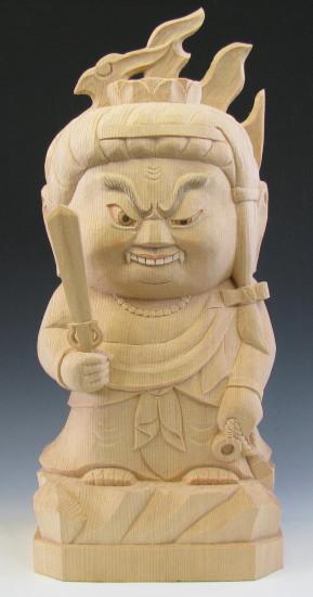 不動明王像 癒しの仏像かわいい仏様
